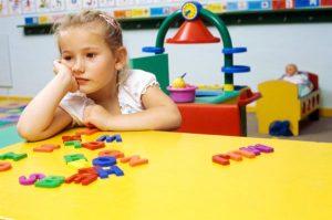 Disleksija v predšolskem obdobju, disleksija