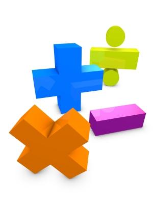 Simboli, diagnostika diskalkulije, kaj je diskalkulija, težave pri matematiki