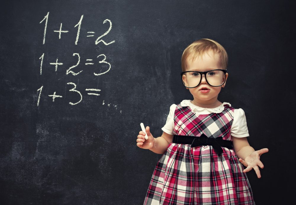 Kako pomagati otroku z diskalkulijo, težave na področju matematike, težave pri računanju