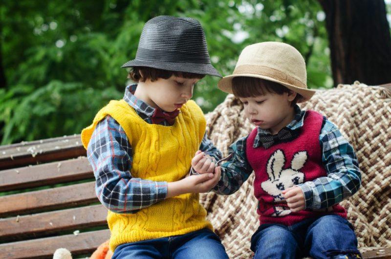 Socialna igra, kako se pa vaš otrok igra?