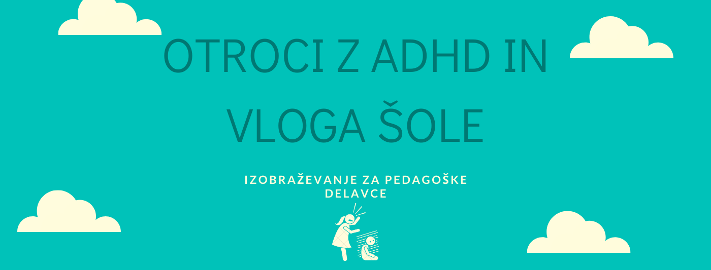 Izobraževanje za učitelje na temo ADHD