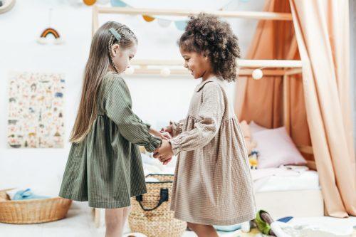 Prijateljstvo, socialni razvoj