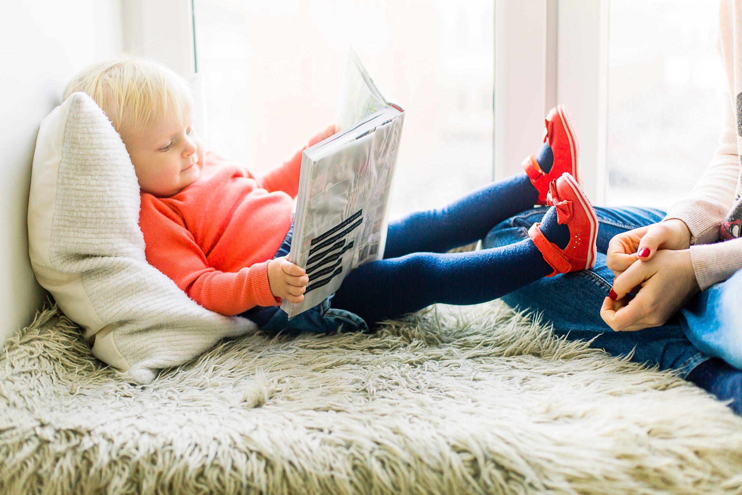 Bralna motivacija – kako naj ga prepričam, da bo bral?