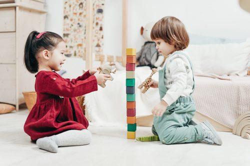 Otroška igra, zakaj je pomembna, razvoj otroške igre