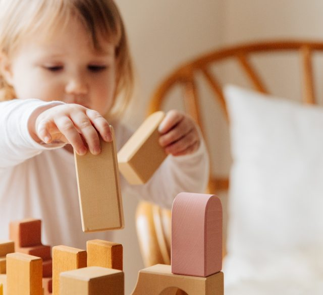 Otroška igra, razvoj, zakaj je pomembna